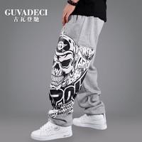 Men hip hop trousers Loose Skateboard sports health pants New 2014 Fashion sweat pants Sweatpants Dance pants