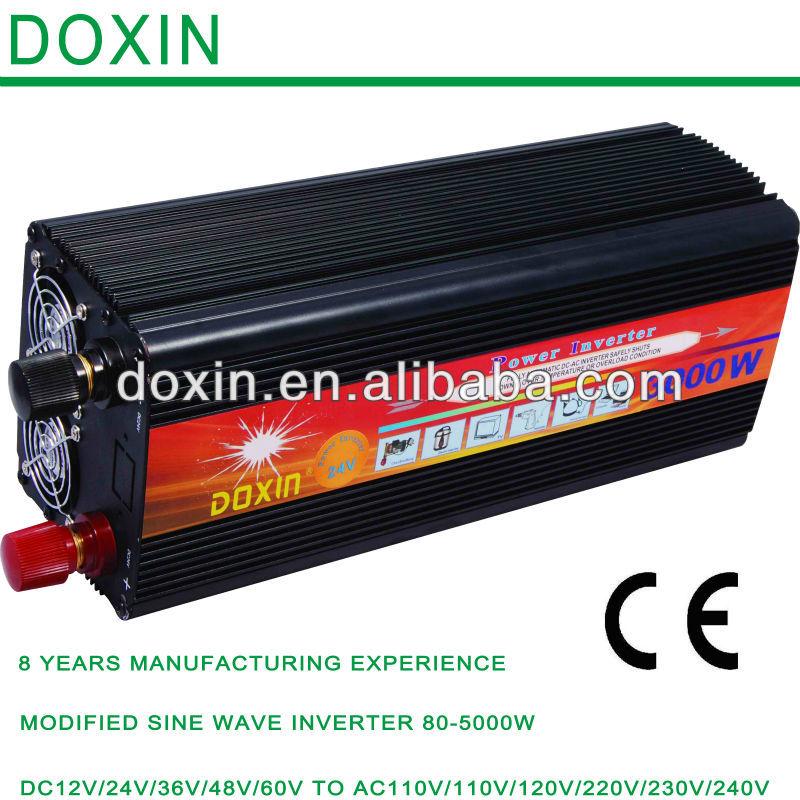High capacity solar inverter 3kw 220v frquency inverter 50hz to 60hz power inverter 3000w 48v(China (Mainland))