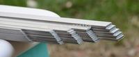 straight aluminum tube, pipe with fixed size, PFC al tube, aluminum parallel flow flat pipe for condenser radiator evaporator