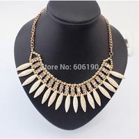 HX1023 High Fashion Jewellery newly arrival high quality fashionable lady's luxury jewelry rhinestone charming necklace