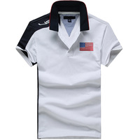 Free Shipping 2014  Fashion Short Sleeve  T-shirt for men ,  Fashion Men's Casual T Shirt100% Cotton