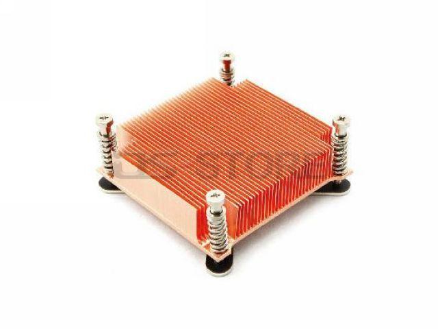 1U 2U intel Xeon Server CPU Socket 1150 Copper heatsink cooler cooling Processor without Fan(China (Mainland))