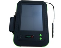 new arrival OEMSCAN GreenDS GDS 3 with Printer original oemscanner greends gds3 auto diagnostic scan tool