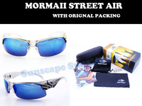 News MORMAII STREET AIR sports sunglasses for Men bicicleta women hand painted evoke oculos de sol With Original Packages
