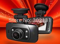"""original GS8000L 1080P Novatek+Glass lens 1920*1080+2.7""""+HD+ 4 IR Lights + Wide Angle 140 Degrees+car camera GS8000 gift Car DVR"""
