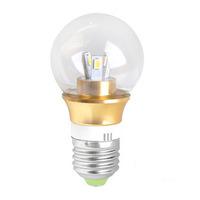 Factory direct super bright LED energy-saving light bulbs E27 screw base led bulb light 3W