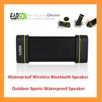 Earson Outdoor Sport Waterproof  Bluetooth Speaker Shock proof Dust-proof Wireless Bluetooth Speaker Anti-scratch Stereo Speaker