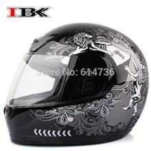 full face helmet motorcycle promotion