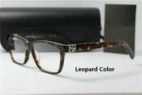 2014New free shipping man  fashion original quality optical  frame RESURECTUM heart brand man optical  frame with box