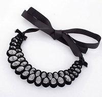 Elegant ribbon New Star Fashion Necklace Fashion Necklace & Pendants