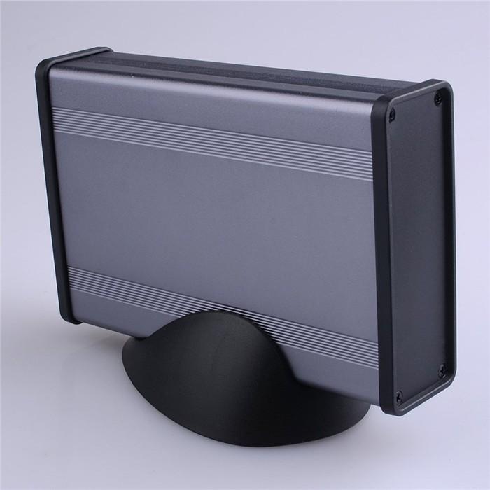 aluminum enclosure aluminum project box extrusion box , material is aluminum 140*96*33mm(China (Mainland))