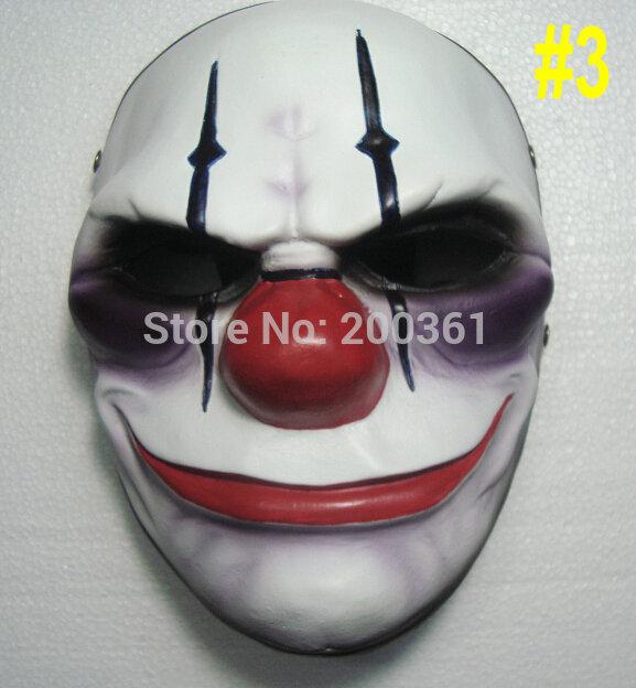 Demons Movie Mask Wolf Game Demon Joker Mask