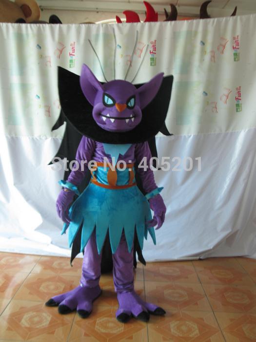 Plush Bat Costume Bat Mascot Costumes