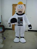 POLYFOAM high quality costume Astronaut cosmonaut mascot costumes