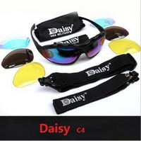 100% Authentic Daisy C4 Not C3 C5 Cycling Bicycle Bike Outdoor Sports Sun Glasses Eyewear Sunglasses Goggles UV400 Protection