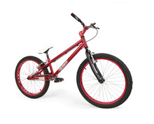 """2014  New Trial Bike  BECAUSE   24"""" Wheel Steel Frame  Bicicleta for Sales Trial Pro Bicycle V Break High Quality DIY Bicylce(China (Mainland))"""