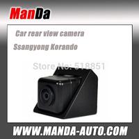 Car Reverse Camera for Ssangyong Korando with Backup Rear View Parking Kit Night Vision Waterproof 170 Degree
