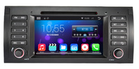Pure android 4.2.2 Car DVD GPS for BMW E39 E53 X5 with Capacitive screen 1.6G CPU Dual Core 1G RAM  Radio Tape Recorder Stereo