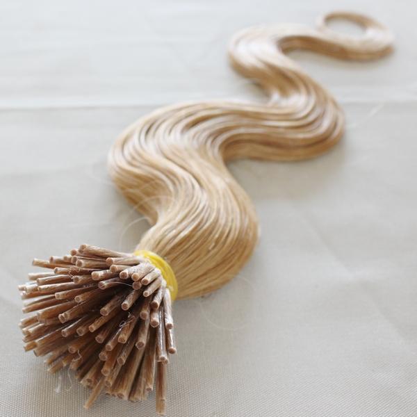 "Fusion Prebond Keratin Stick Tip Hair Extension (I-Tip) Hair 12""-24"" Body Wave #24, 0.5g/strand, 100g(China (Mainland))"