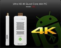 Measy U4K Ultra HD Quad-core A31 Mini PC Smart TV Dongle Google Box 4K Android 4.2 bluetooth 4.0 2GB DDR3 8GB Falsh 3D GPU