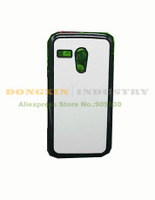 20 Pcs PC Sublimation Case Cover For MOTO G    Blank Phone Case