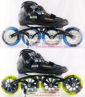 Powerslide C4 inline skating shoes Professional adult child roller skates with Matter Juice skating wheels