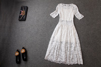2014 original design new fashion women's summer wear slim elegance party dress 3 pieces set  T1838