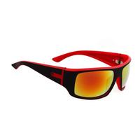NEW 2014 Goggle Men Women POLARIZED Glasses Outdoor Sport Sunglasses Black+Red   HOT