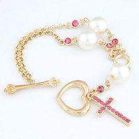 2014 Fashion Temperament Simple Metal Bracelet For Women Fashion Jewelry Wholesale