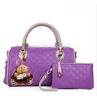 freeshipping 2014 new fashion handbags shoulder bag big bag ladies bag wholesale women messenger bags women leather handbags