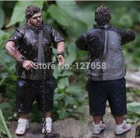 NECA zombie horror Resident Evil Shaun 18cm high fat Ed bulk hand Action Figure