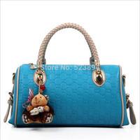 2014 new fashion handbags shoulder bag big bag ladies bag wholesale women messenger bags women leather handbags women handbag