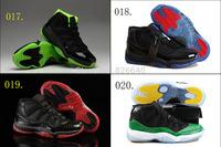 21 Colours New Model Air Retro 11 XI Space Jams Gamma Blue Snake Skin High Help Men's Basketball Sport Footwear Sneaker Shoes