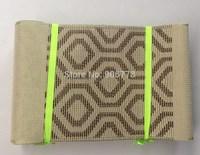 Gold color Aso-Oke headtie,african headwrap.20yards per piece,New design Aso oke in 2014