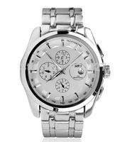 2014 new Style Men's quartz watch top luxury brand stainless steel Strap Men's Sport, Men watches
