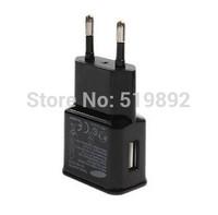 USB data Sync micro Mobile phone Cable EU plug Wall Charger