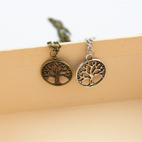 Sunshine jewelry store 2014 new european style tree necklaces & pendants ( $10 free shipping )