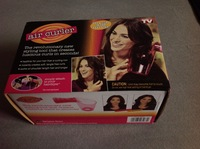 Free Shipping air curler Air Curler the revolutionary new styling tool that creates luscious curls in seconds