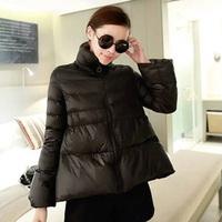 2014 Winter Coat Jackets Fashion Women jaqueta feminina Long Sleeve Parkas Inverno Desigual agasalho Mujer Abrigos Down Jacket