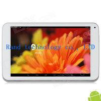 """Ramos K6 8.9"""" ATM7039 Quad Core Android 4.2.2 Tablet PC w/ 2GB RAM, 16GB ROM / Wi-Fi / G-Sensor - Silver"""