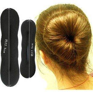 $ 10 ( заказ ) бесплатная доставка мода простой губки диск волосы ювелирные изделия ...