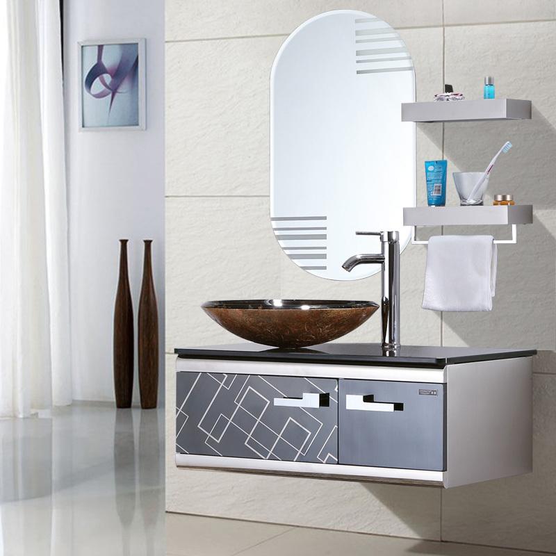 Vergelijk prijzen op modern washbasin cabinets online winkelen kopen lage prijs modern - Kleine ijdelheid ...