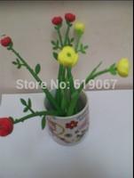 Wholesale Neutral pen ads Supplies  Rose Petals Present Novel of Plastic Flowers