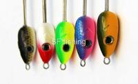 Lot(5) SF Alabama Style Umbrella Fishing Rigs Bass Lure Bait Multiple colors