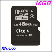 Original brand 100% Real 16GB micro sd card Class4 2GB 4GB 8GB 16GB 32GB Clmicrosd memory card for mp3 mini DVR Free shipping