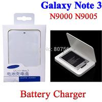 Backup Power Battery Charger for Samsung Galaxy Note 3 III N9000 N9005 N900 N9006 N9008 Batterie Bateria Accumulator cargador