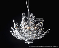 Modern Crystal Chandelier with 3  Lights bedroom lamp aslo for wholesale (diameter 530mm)
