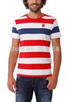 Brand New Fashion Men Slim Fitness T Shirt 2014 Famous Desigual Men Plus Size Clothing