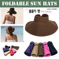 wholesale Foldable fashion summer lidies Sun hats & caps for women hat 2014 new M71