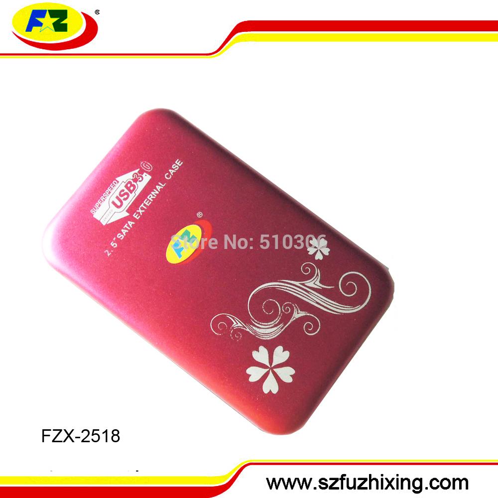"Hot Sale SATA 2.5"" USB 3.0 HDD Enclosure External Storage Case 1TB(China (Mainland))"